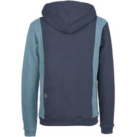 E9 Out Fleece Herren blue navy